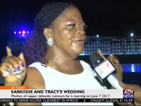 Sarkodie and Tracy's Wedding - Entertainment Today on Joy News (24-4-17)