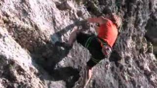 preview picture of video 'EASY FREE - climbing in Natisone'