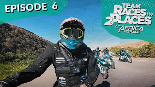 Africa Eco Race 2020, Team Races to Places Ep.6 with Lyndon Poskitt