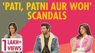 Did Bhumi Just Confirm Kartik & Ananya Are Dating? |  Pati Patni Aur Woh