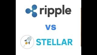 Stellar XLM Blockchain World Wire Vs. Ripple XRP xRapid