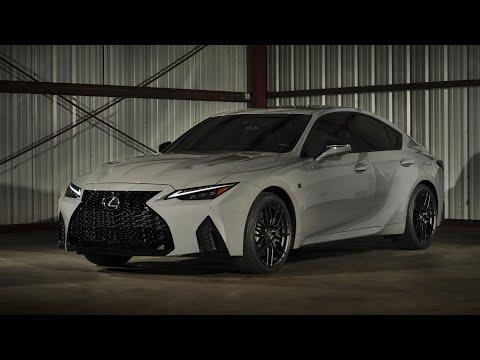 限定500台のレクサス IS500 F Sportパフォーマンス ローンチエディション プロモーション動画が公開