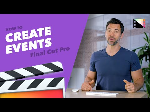 Create a New Event