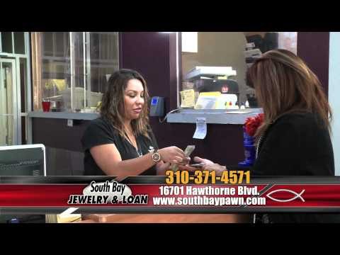 Sell or Pawn at South Bay Jewelry & Loan
