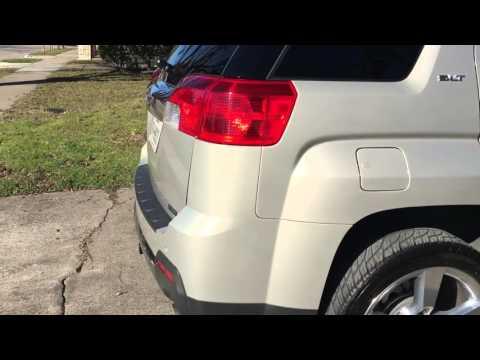 GMC Terrain on Camaro wheels
