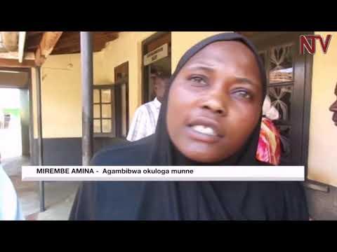 AWONYE OKUGAJAMBULWA: Gwe balumiriza obulogo poliisi yeemutaasizza