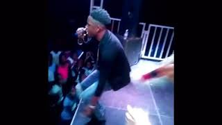 Swazz(lyrical element)-Man Reach(raw)