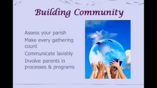 Sadlier Webinar- Engaging Parents in the Life of the Parish