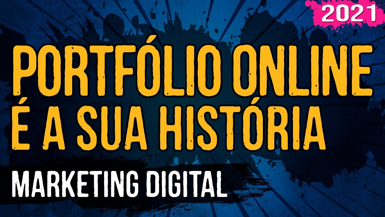 Portfólio Online – Marketing Digital – 07