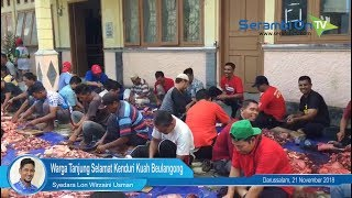 Peringati Maulid Nabi Muhammad SAW, Warga Tanjung Selamat Kenduri Kuah Beulangong