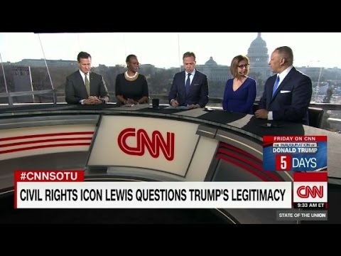 Sessions spokesperson: 'John Lewis should know bette...