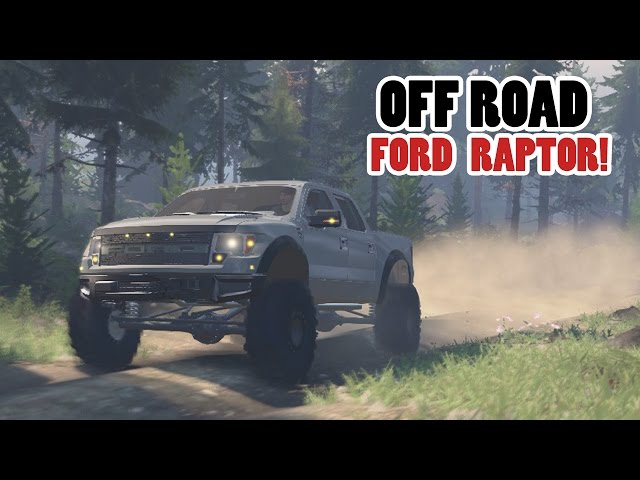 Increible-ford-raptor-f-150-ruta-extrema-imposible-spintires-edgarftw
