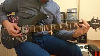Anthrax - Antisocial - guitar cover