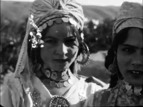 Algérie 1922, Biskra et El Kantara