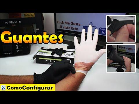 Que Guantes usar para Cuarentena - Guantes De Nitrilo Diferencia entre guantes de Látex y Nitrilo
