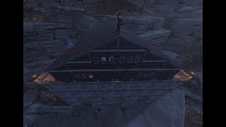 Onyx Nightshade Meets Fallout 76 - Hidden Basement CAMP Build