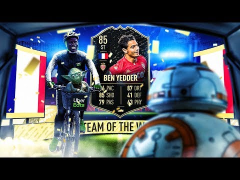 WE FINALLY GOT HIM! 85 INFORM BEN YEDDER PLAYER REVIEW! FIFA 20 Ultimate Team