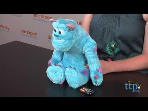 Monsters University My Scare Pal Sulley from Spin Master