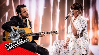 Jazz-Lynn - 'Promise Me' | Liveshows | The Voice Van Vlaanderen | VTM