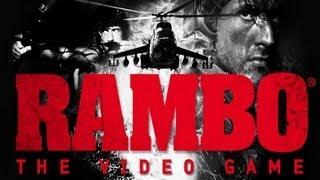 Rambo The Video Game Trailer