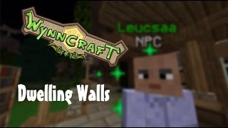 Wynncraft - Dwelling Walls puzzle guide (Mansion Delivery remake)