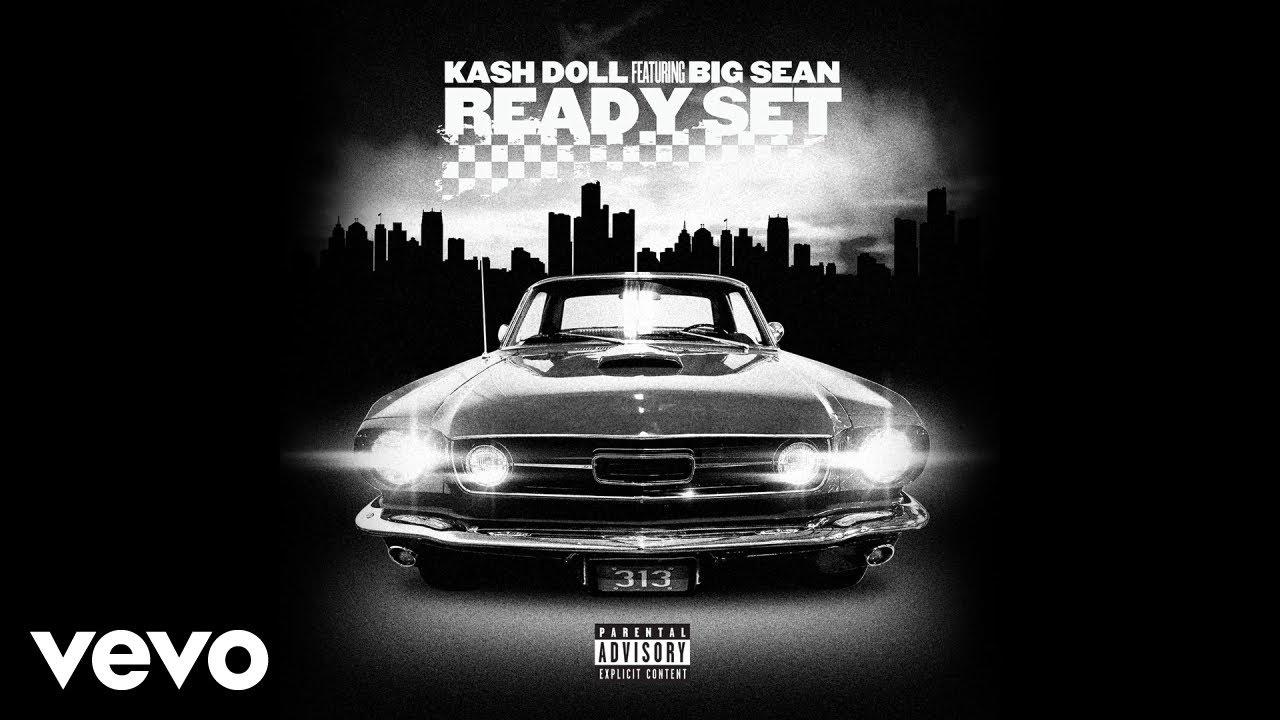 Kash Doll - Ready Set Ft. Big Sean (Official Audio)