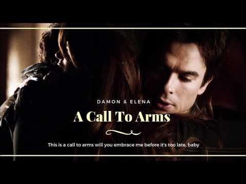 Damon & Elena  (5x12) |  Laura Jansen  ~ A Call To Arms