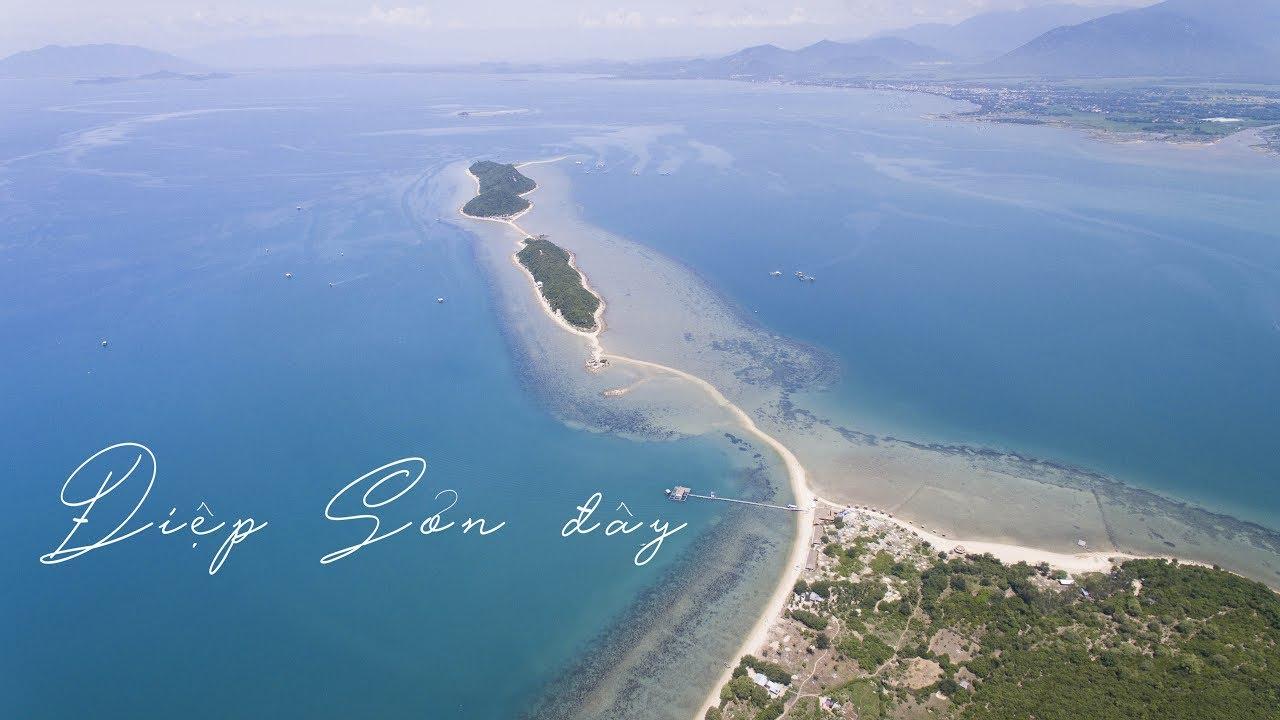 Con Đường Đi Bộ Trên Mặt Biển Đảo Điệp Sơn Nha Trang Khánh Hòa