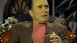 Robert Duvall (The Godfather, Marlon Brando), 1991. Part 1 of 2