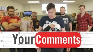 WE'RE YOUR FETISH? - Funhaus Comments #67