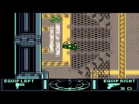 Aliens : Thanatos Encounter Game Boy