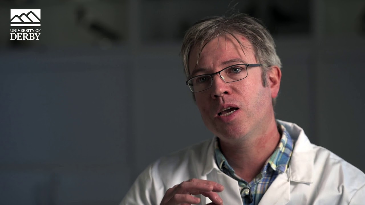 Dr David Elliot, Programme Leader in Biology.