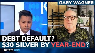 Will the U.S. default on debt in October? Impact on gold, silver price – Gary Wagner