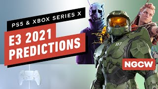 PS5 & Xbox Series X: E3 2021 Predictions - Next-Gen Console Watch by IGN