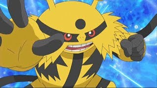 Electivire Amv - Fighters