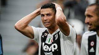 Ronaldo Sempat Stress dan Khawatir saat Tiba di Juventus