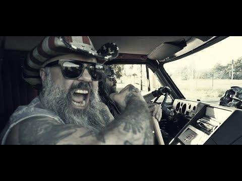 TRANSPORT LEAGUE - Destroy Rock City (Official Video) online metal music video by TRANSPORT LEAGUE
