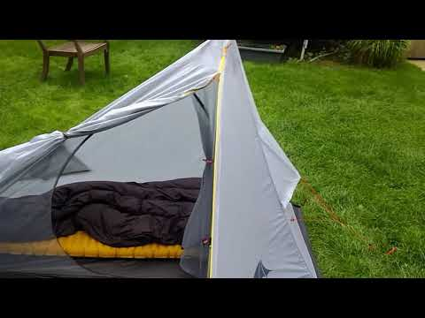 3f ul gear ultralite tent review