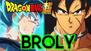 Dragon Ball Super Broly Movie: TRAILER DISCUSSION