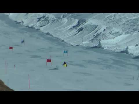 30-metre Radius GS Skis