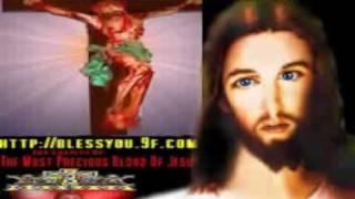 JESUS SPEAKS ABOUT HIS AGONY, CHSTISEMENT,  AND HIS PRECIOUS BLOOD FOR YOU NOW