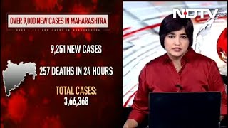 India COVID-19 Tally Soars To 13,36,861 With 48,916 Fresh Cases - Download this Video in MP3, M4A, WEBM, MP4, 3GP