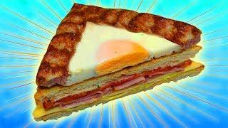 Божественный Сытный Сэндвич. Подборка Супер Вкусных Рецептов