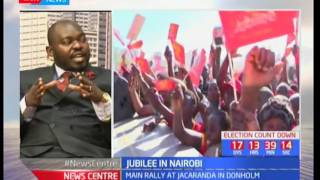 News Center: Jubilee in Nairobi