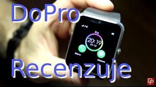 Smart Watch GT08 Apple Smart Watch Clone - #1 Video Recenzja Test Prezentacja