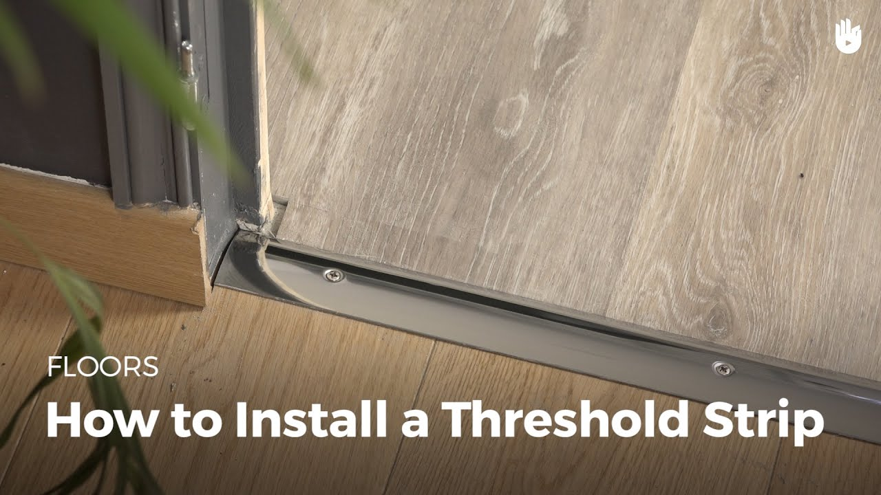 Learn How To Install A Door Bar Household Diy Projects
