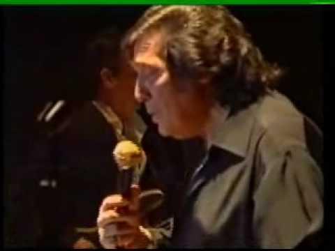 """CACHO CASTAÑA """" Garganta con Arena """""""