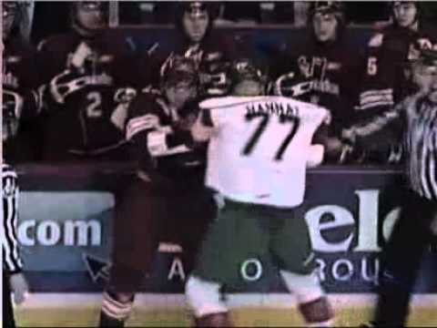 Sawyer Hannay vs. Raphael Pouliot