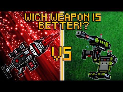 Anti Champion Rifle VS Sniper Exoskeleton (Pixel Gun 3D)