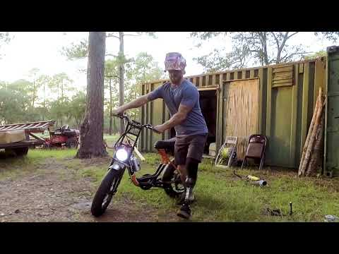 Bintelli  Fusion Fat Tire Electric Bicycle in Forest Lake, Minnesota - Video 3